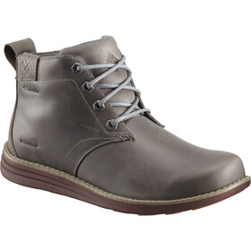 Columbia Irvington II Chukka LTR WP Kengät Miehet, dark fog/madder brown
